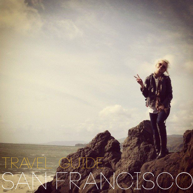 travel guide SF