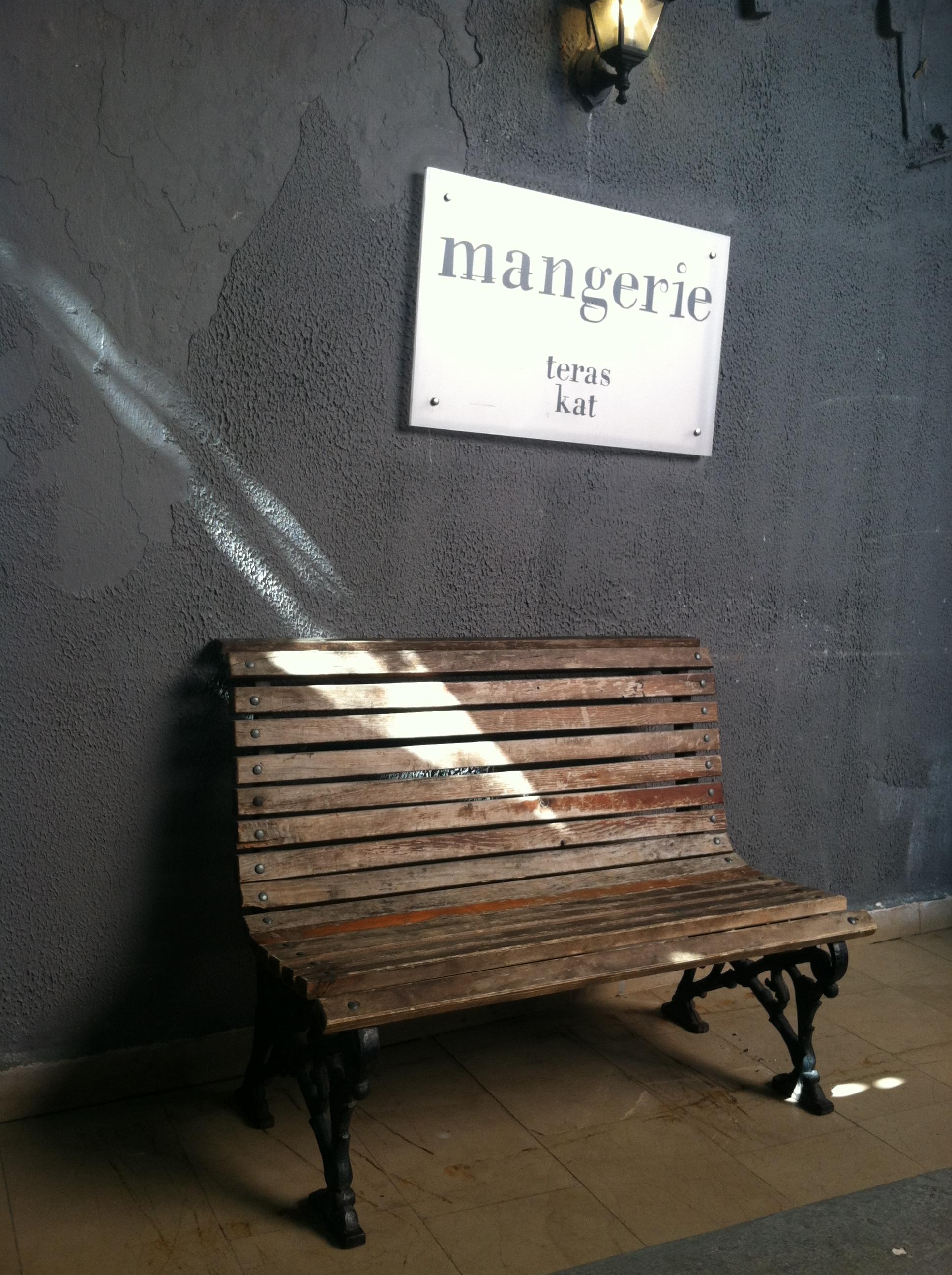 Mangerie