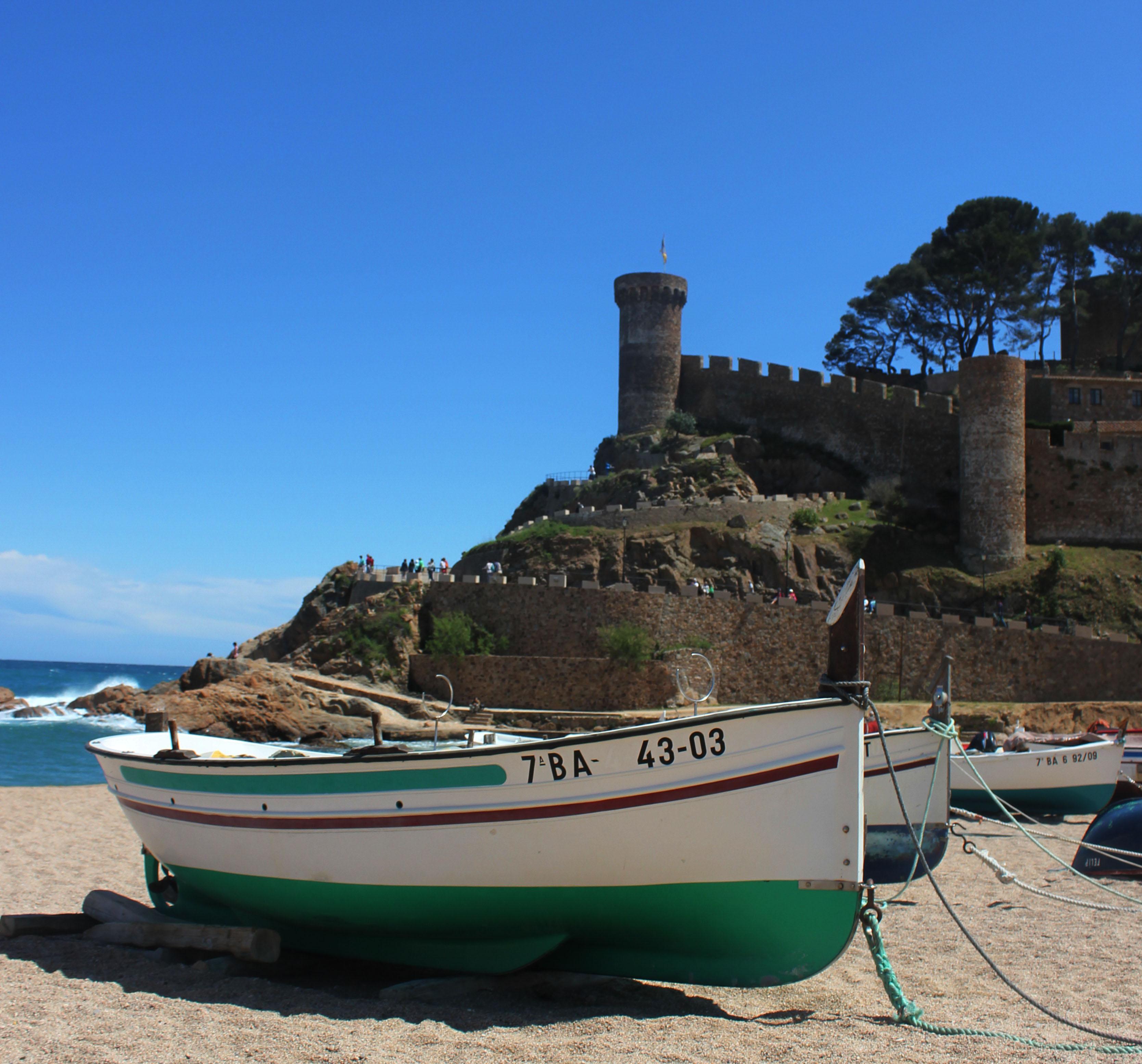 Costa Brava Castle